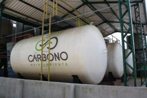 Tanque - Carbono